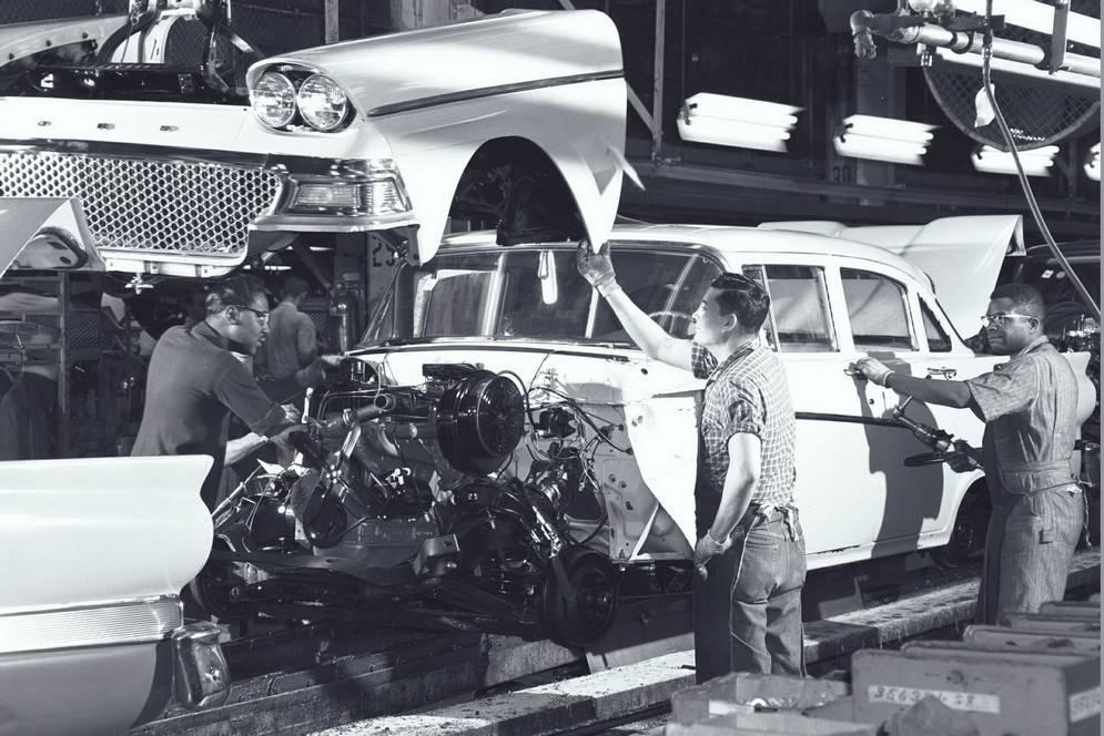 Ford, история великого человека и автомобиля