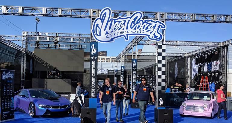 """West coast customs впервые в питере большой дейн (big dane) из wcc приезжает на международный фестиваль автотюнинга """"active open air show cars 2010""""."""