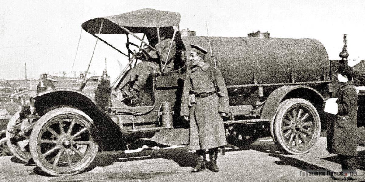 Первые автомобили российской империи — для всех и обо всем — livejournal