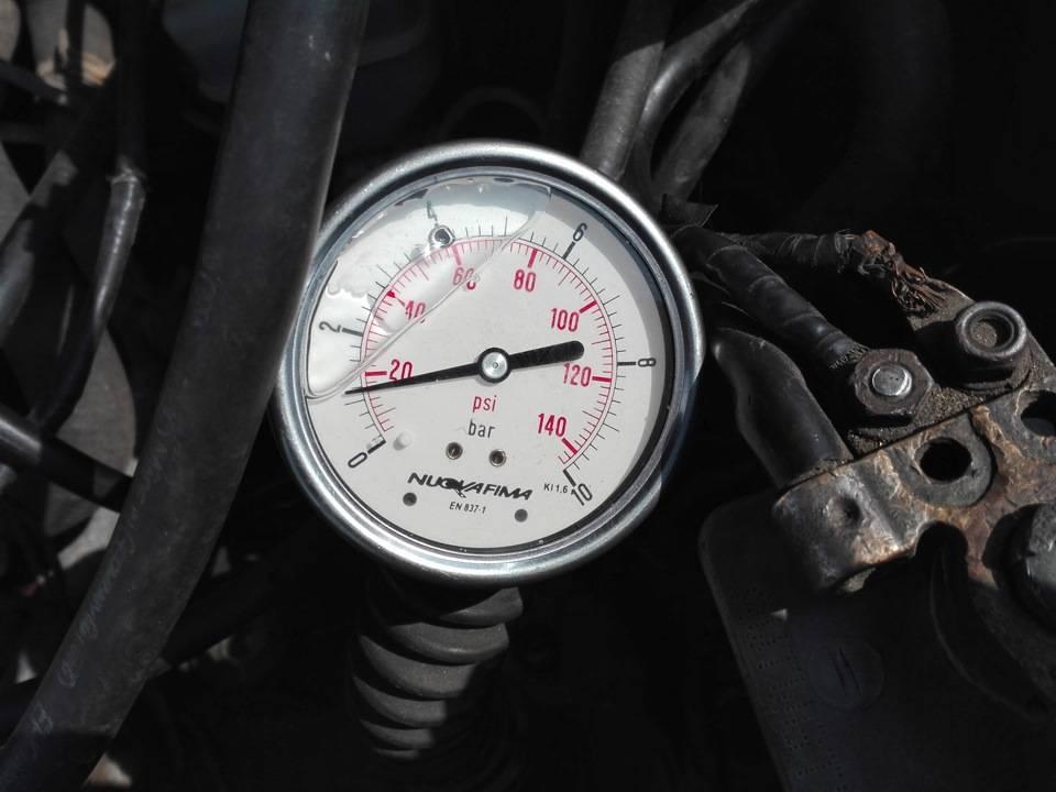 Давление масла в дизельном двигателе, его состояние и сроки замены + видео » автоноватор
