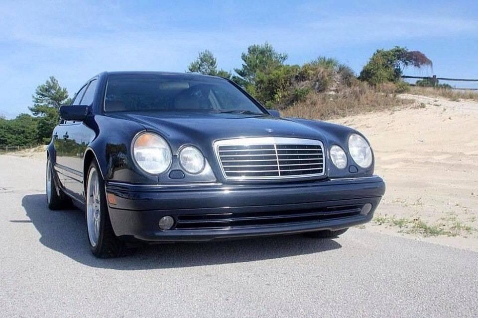 Mercedes e-class (w210) – жизнь в займы