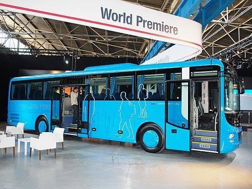 Новые автобусы man и neoplan