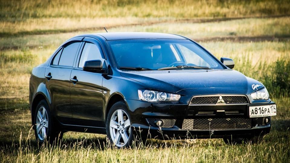 Mitsubishi lancer ix – последний из могикан
