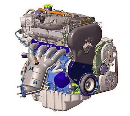 Новый мотор ваз 1,8 литра: на какие модели lada он пойдёт и сколько из него можно «выжать»
