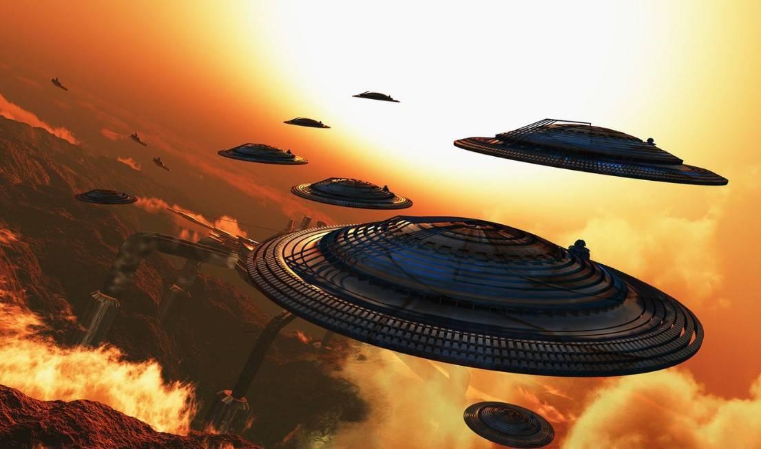 Пентагон рассекретил свои «контакты» с инопланетянами. ридус