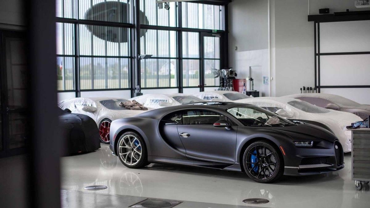 Bugatti планирует выпустить «народный» автомобиль