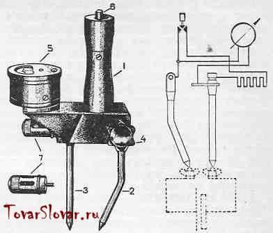 Проверка аккумулятора нагрузочной вилкой показания, инструкция