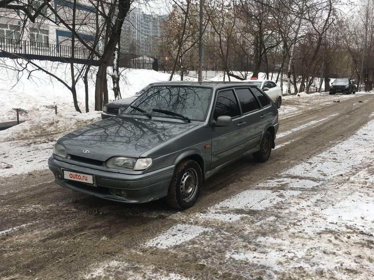 Моя первая машина «ВАЗ-2114»: плюсы и минусы авто