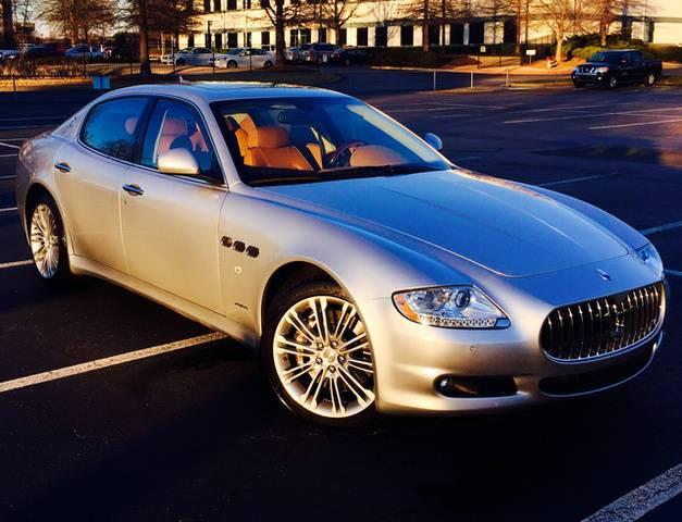 Maserati quattroporte тест-драйв, отзывы реальных владельцев