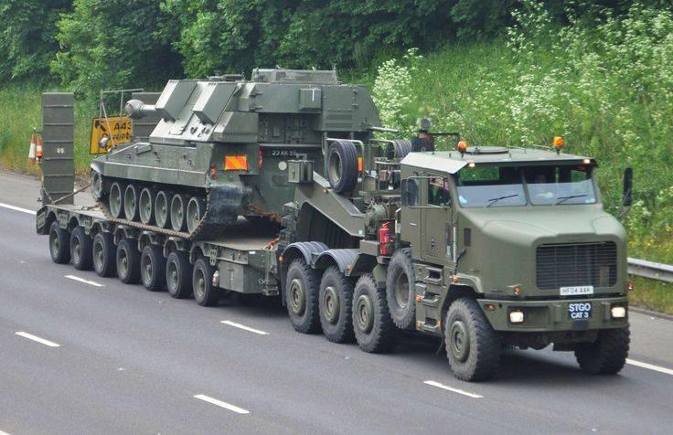 Иностранные грузовики на службе в красной армии