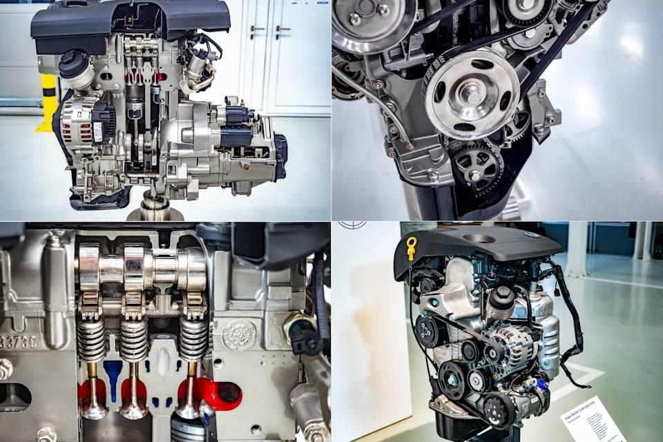 Устройство и сервис двигателя volkswagen polo sedan