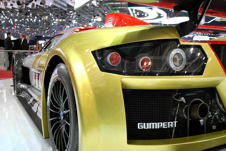 Автомобильная компания gumpert (гумперт)