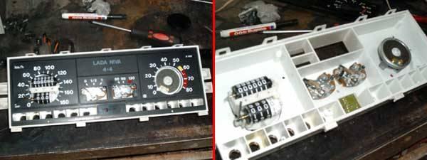 Датчик скорости на приоре или почему не работает спидометр
