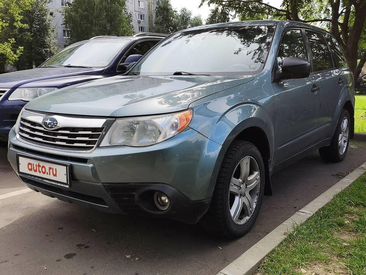 Что случилось с Subaru Forester III на 150 тыс. км пробега