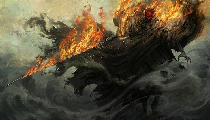 Самые масштабные и трагические пожары в мире