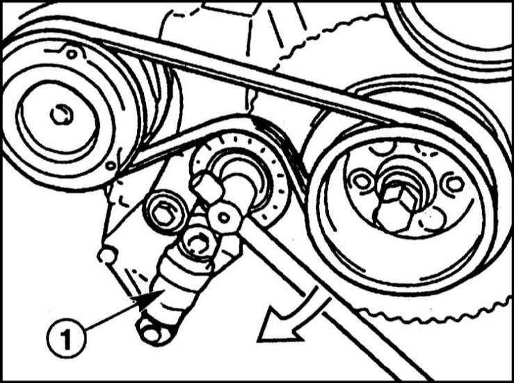 Почему порвался ремень генератора ? и что будет: подробное описание причин и последствий обрыва ❗, можно ли ехать, если ремешок слетел или оборвался в дороге