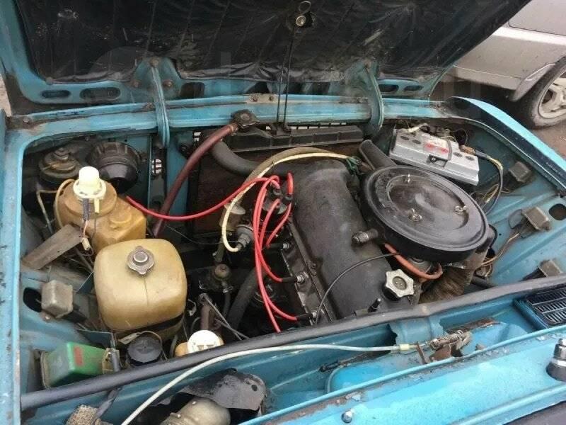 Двигатель от иномарки на ваз 2107 без переделок