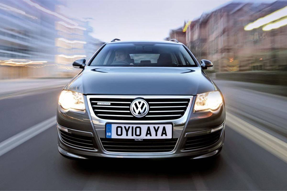Hyundai Sonata IV против Volkswagen Passat B6: битва D-класса
