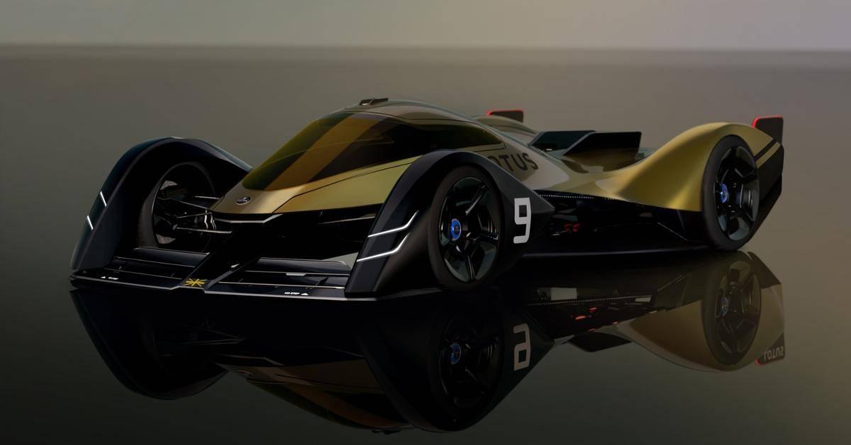 Lotus omega/carlton