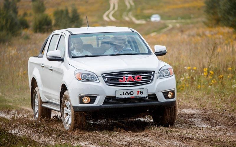 Jact6, технические характеристики, комплектации, фото