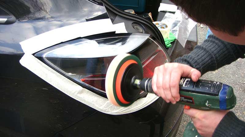 Полироль для кузова авто в домашних условиях