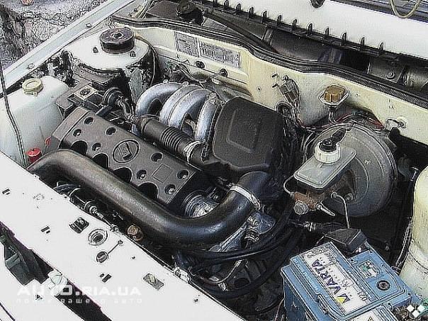 Дизельный двигатель на ваз 2107