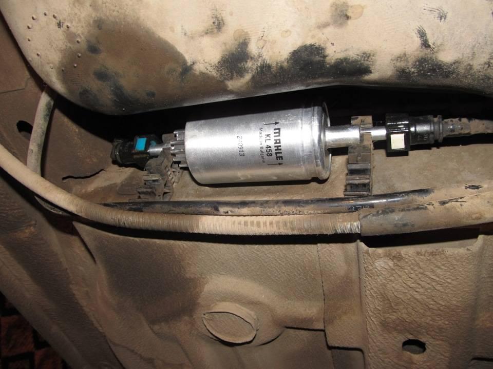 Фильтр топливный на форд фокус 2 – непростая замена + видео » автоноватор