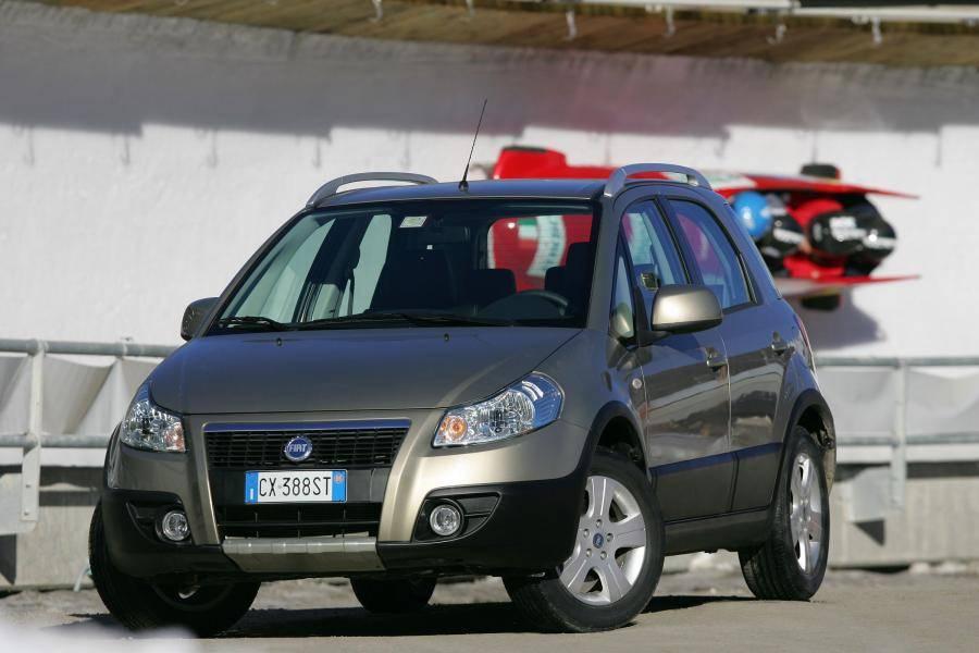 Fiat sedici 2006 кроссовер: характеристика, отзывы, тесты - фиат sedici