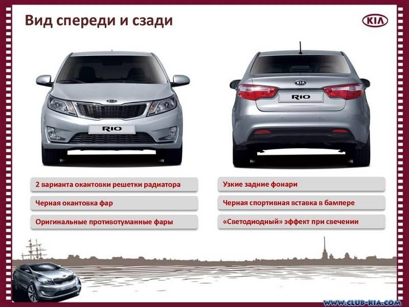 Частые поломки автомобиля киа рио 3, проблемы и болезни - avtoumnik.ru
