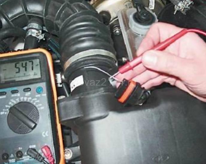 Ремонт датчика массового расхода воздуха (дмрв)