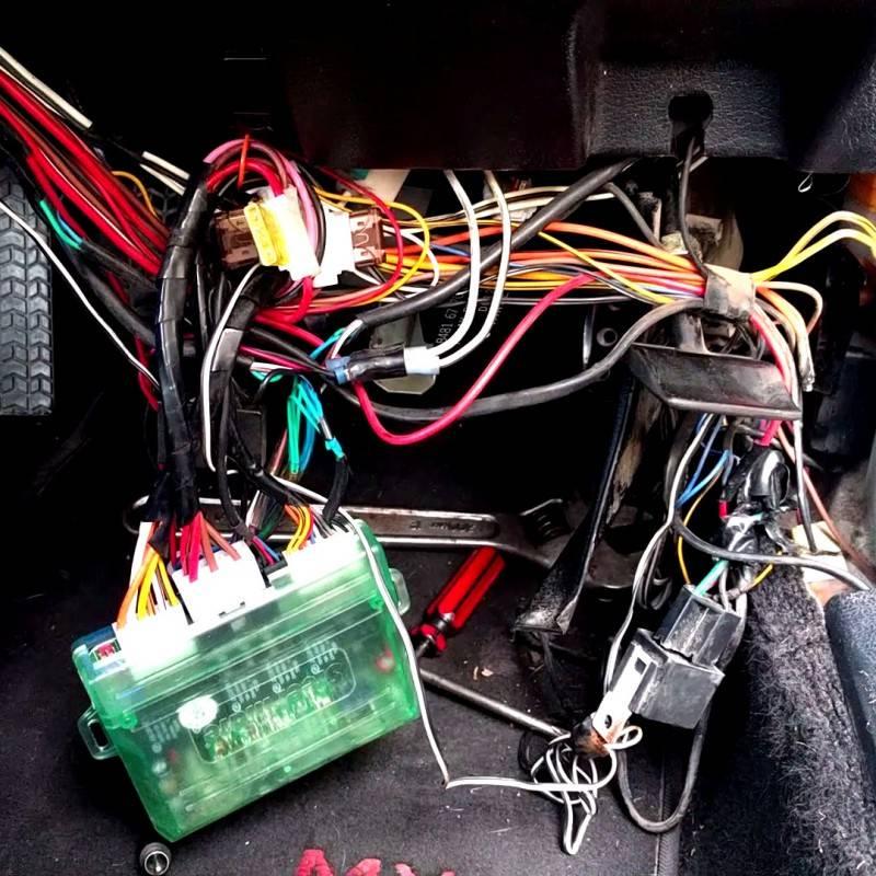Как отключить сигнализацию шериф на машине: полностью и временно
