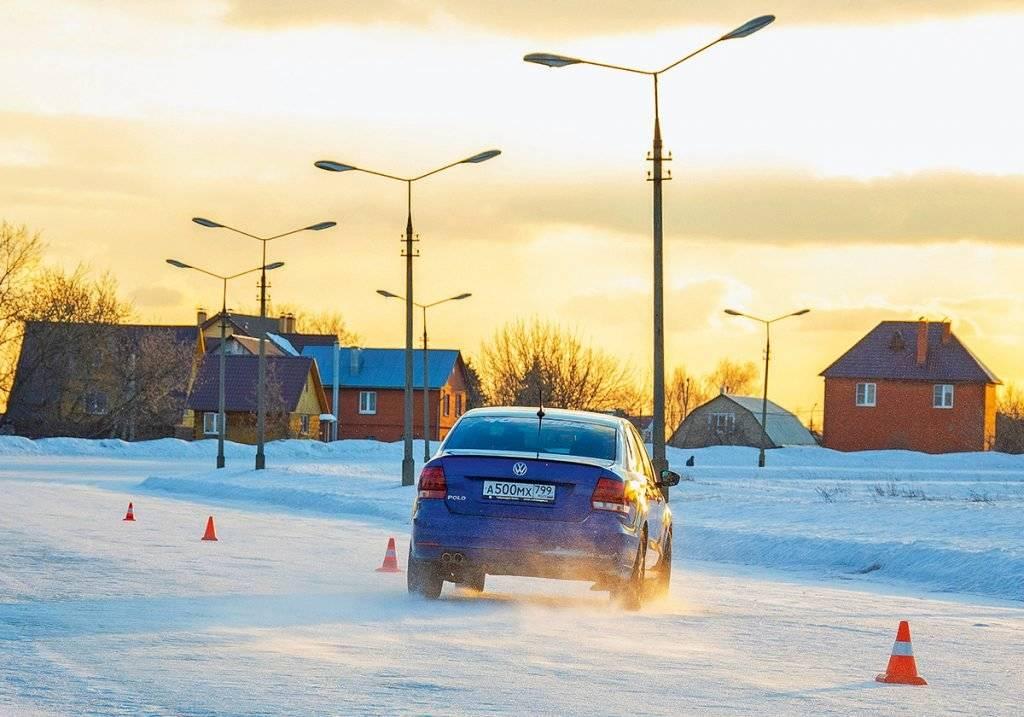 Как правильно ездить зимой: несколько полезных советов