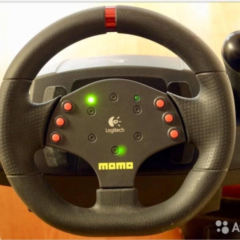 Лучший игровой руль