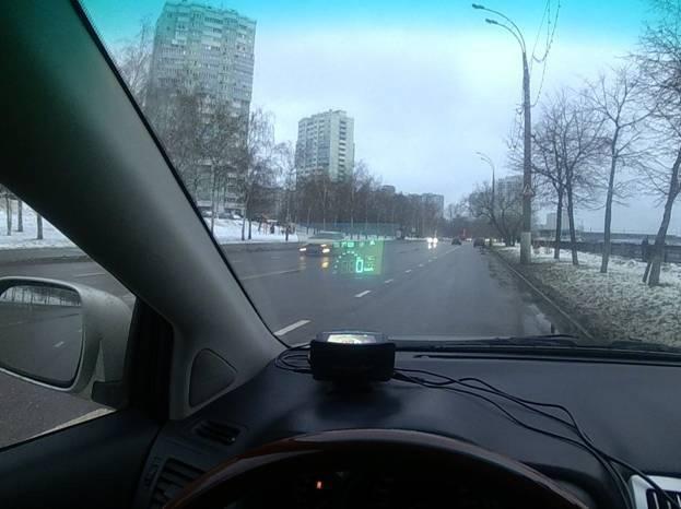 Rivotek hud 100: обзор автомобильного проектора