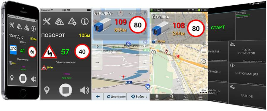 Антирадар для андроид — 5 лучших приложений