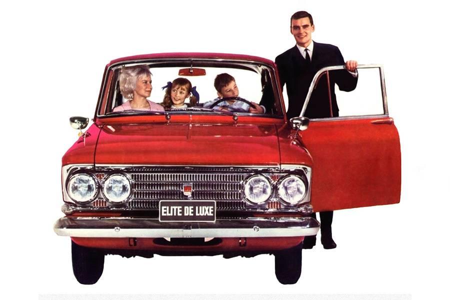 5 советских автомобилей, которые продавались за границей