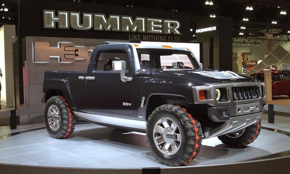 Компания general motors представила электрический внедорожник hummer ev 2024 года