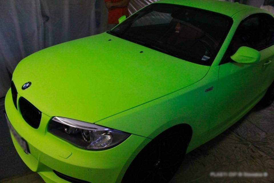 Покраска авто пластидипом: цвета жидкой резины, цена
