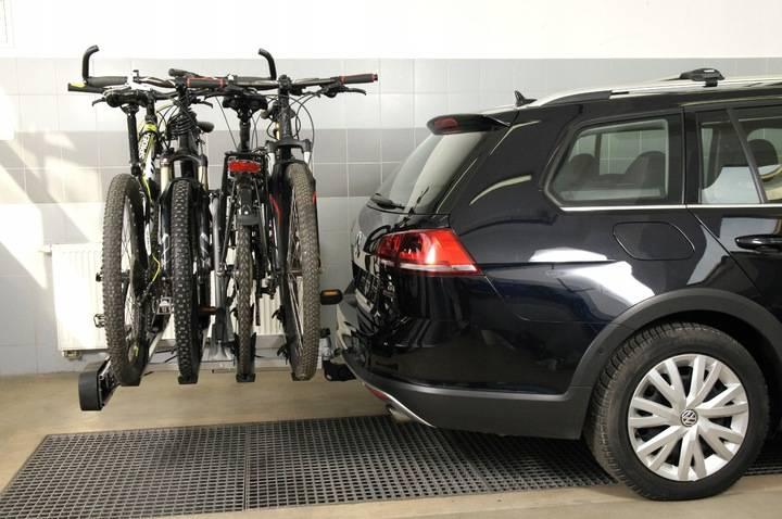 Штраф за перевозку велосипеда на фаркопе автомобиля, на крыше, а также правила перевозки велосипедов с точки зрения пдд
