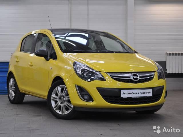 Opel corsa c (2000-2006) – иметь и не иметь