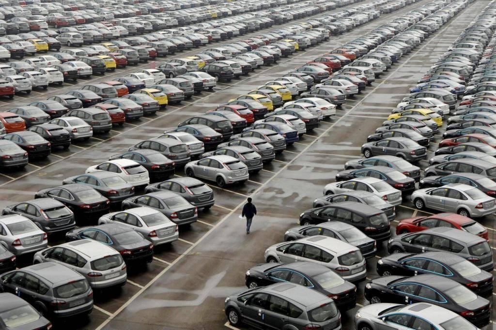 В России вырос спрос на автозапчасти