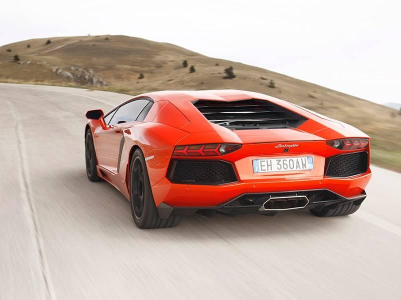 Lamborghini aventador lp 700-4 - вики