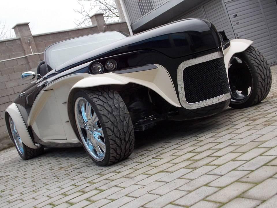 Легкий тюнинг автомобиля