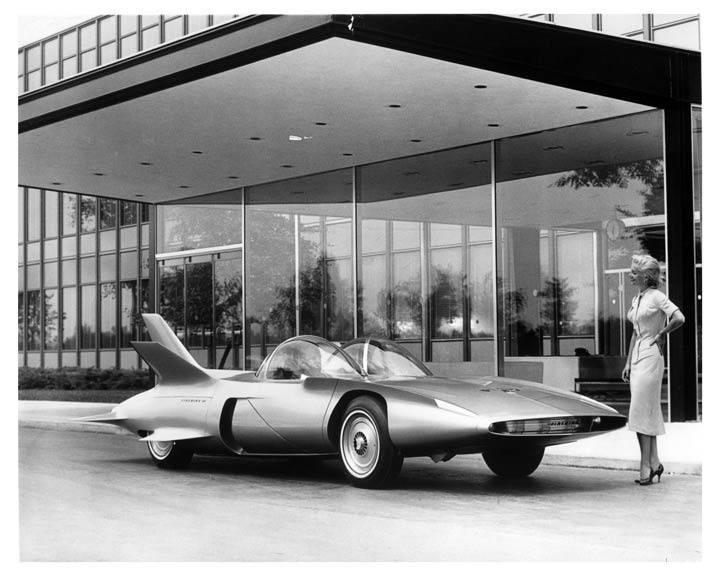 Концепт-кары компании general motors, которые опередили свое время