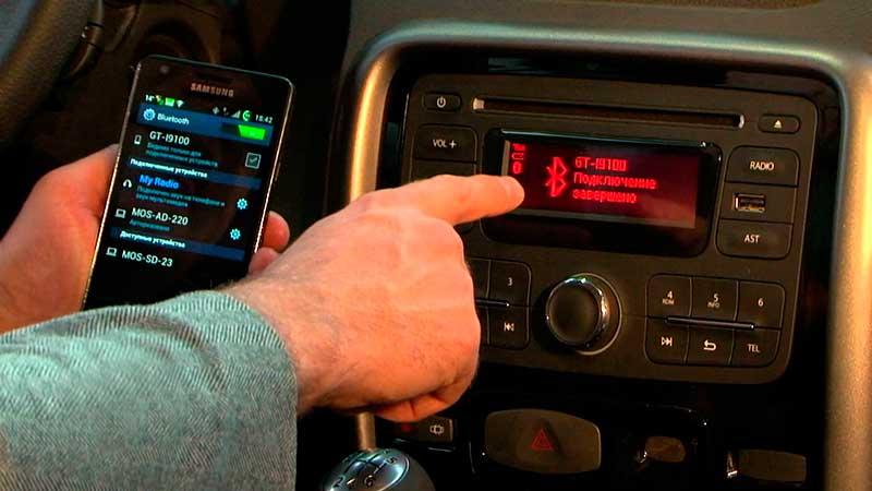 Как подключить телефон к магнитоле через usb, aux, bluetooth » автоноватор