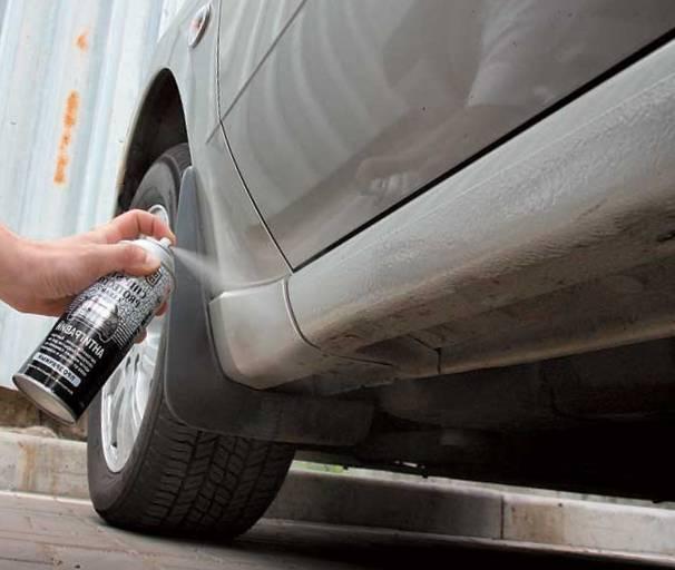Все способы защиты кузова автомобиля от реагентов, которыми посыпают дороги зимой