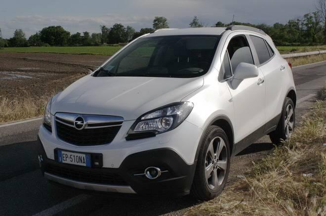 Opel mokka 1.4 turbo / опель мокка, 5дв кроссовер, 140 л.с, 6акпп, 2012