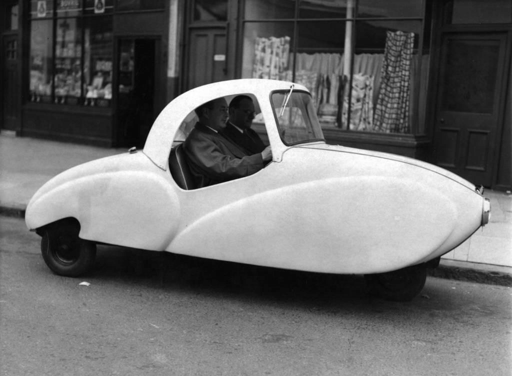 И такое было: самые странные автомобили за всю историю мирового автопрома (фотоподборка)