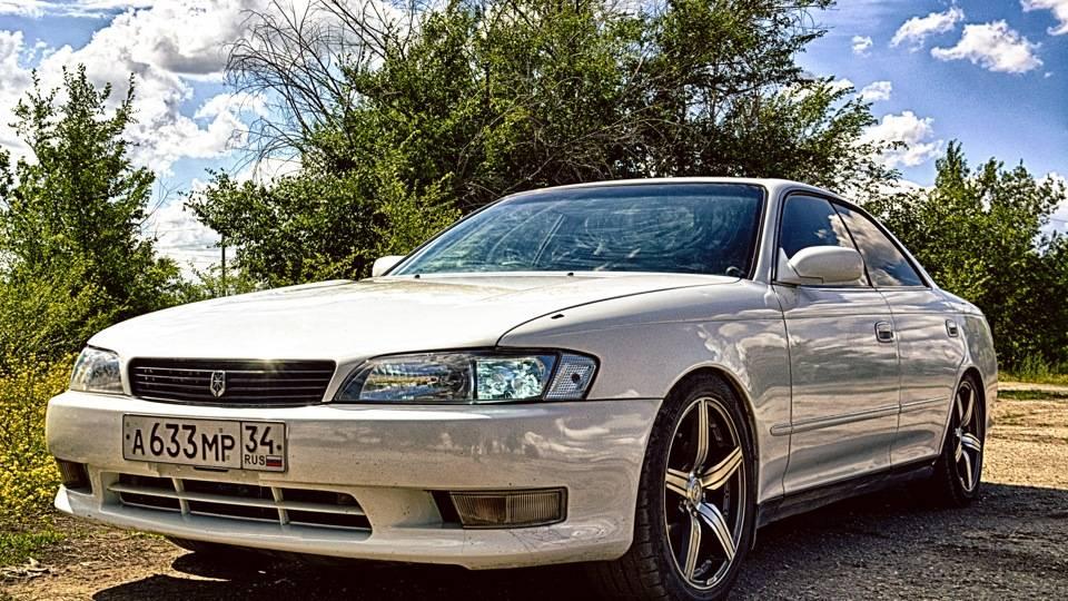 Toyota Mark II (X90): стоит ли покупать японскую легенду