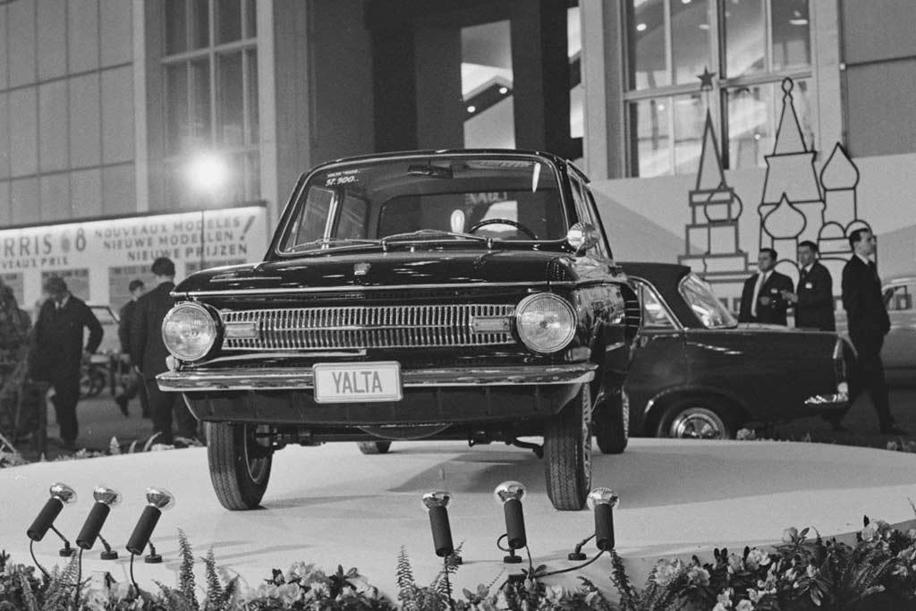 Русский как иностранный: советские авто, которые продавались за границей